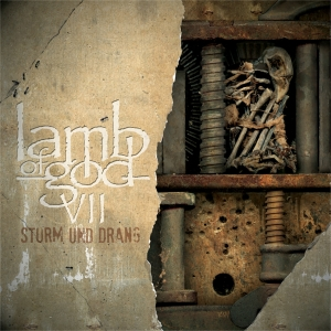 Lamb Of God - VII Sturm Und Drang - Artwork