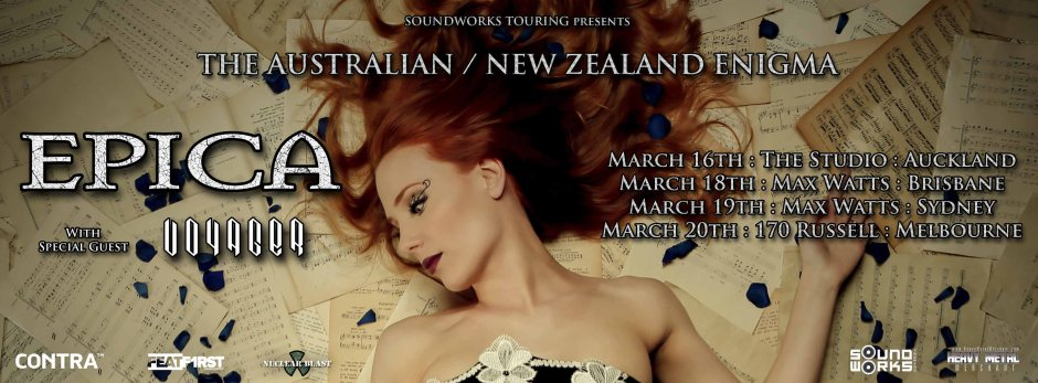 EPICA AUST NZ ENIGMA 2016 FB COVER