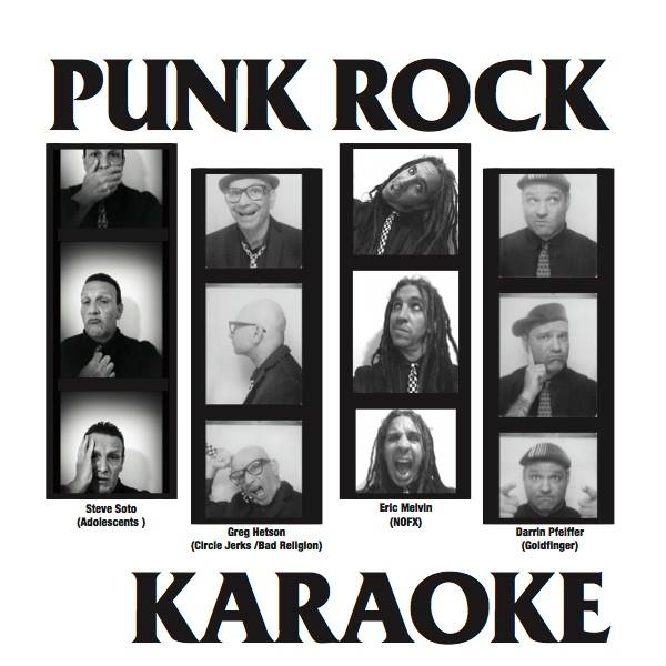 punk rock karaoke