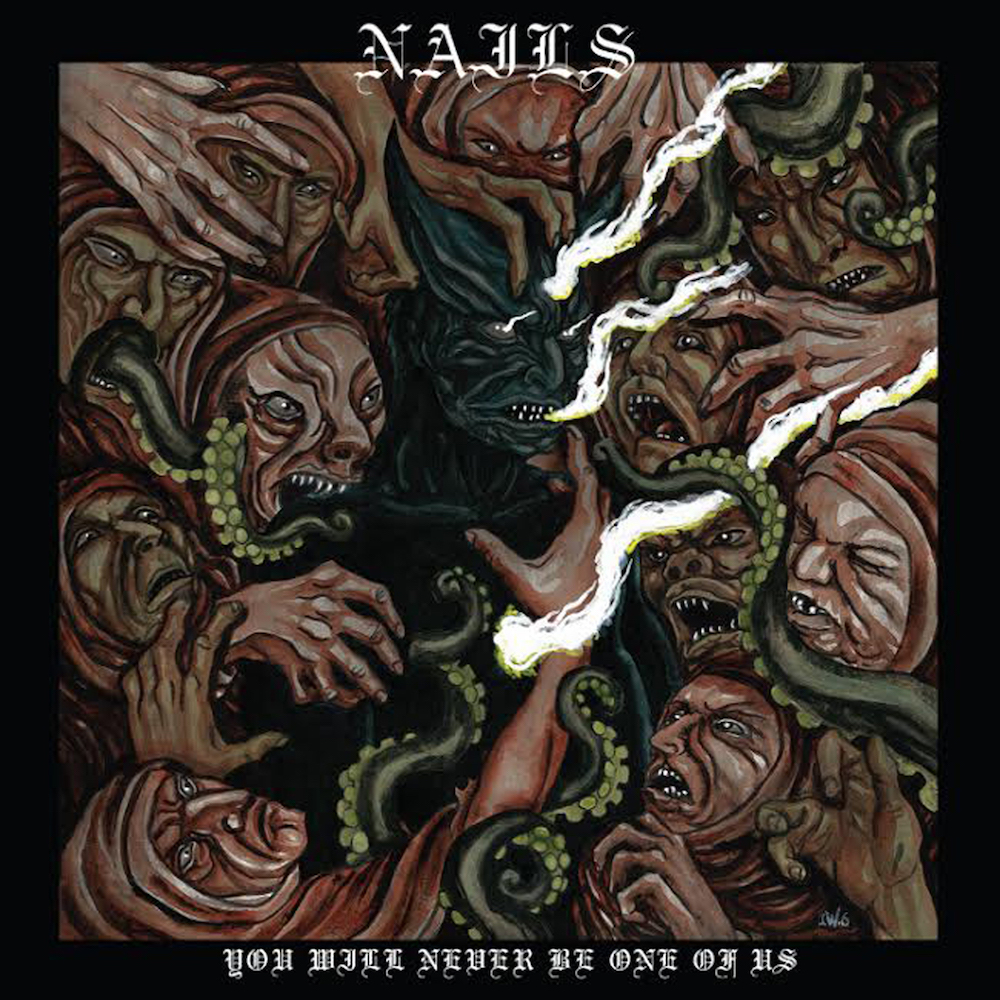 Image result for nails you will never be one of us