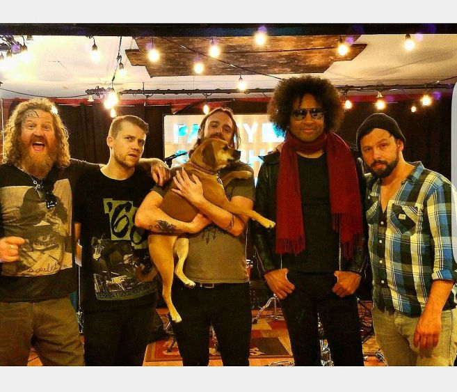 Image result for giraffe tongue orchestra